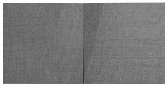 刘文涛 《无题》 80×80cm×2,2008