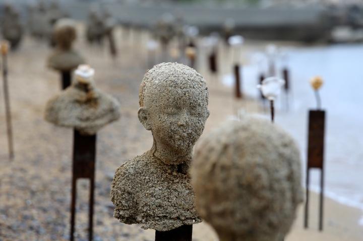 日本大地艺术祭之父北川富朗:中国举办乡镇艺术节是刚需图片