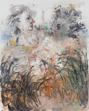 《16状态7》120cmx150cm 布面油画 2016年
