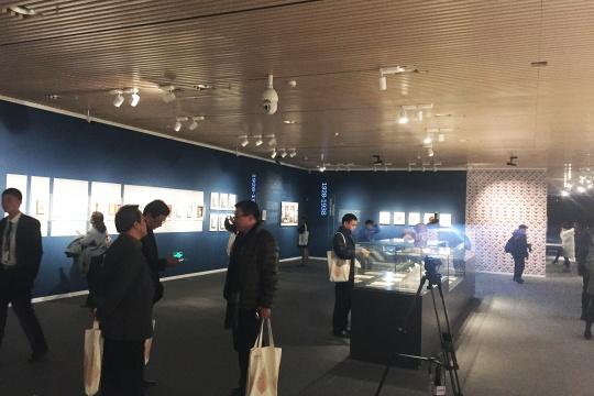 110年的回首与瞻仰 雷圭元回顾展在清华大学艺术博物馆开幕