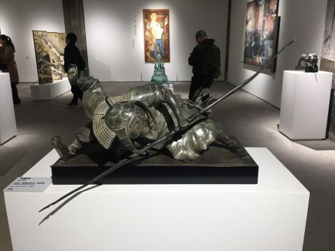 """""""西游志""""展览现场"""