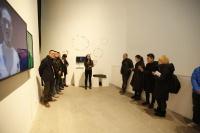 """""""眼见为虚""""央美美术馆项目空间开幕,新媒体的未来虚拟即现实,邓大非,付帅"""