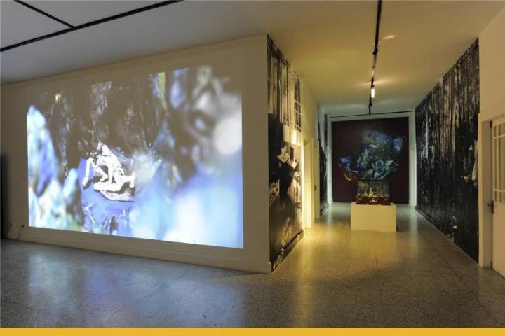 2016年艺术8·中国青年艺术家奖艺术家耿雪个展