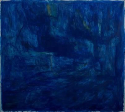 《movement-2》 162×182cm 布面油画 2016