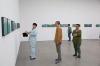 博而励开幕郭海强新作展 持续探索绘画的可能性,郭海强