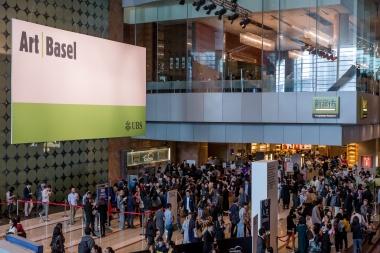 香港巴塞尔第五年,如何改变了亚洲艺术的下一步