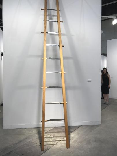 Sean Kelly画廊带来的三件阿布·拉莫维奇作品
