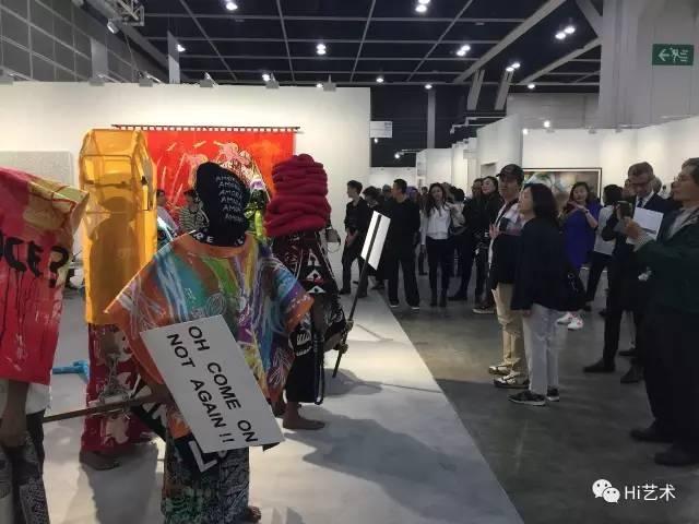 香港巴塞尔这个名利场,到底谁是最大的赢家?