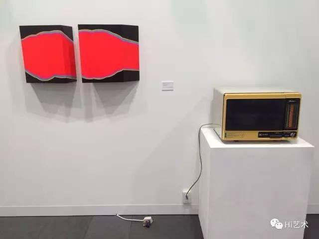 东京画廊展位现场