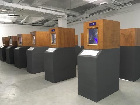 """冯梦波的""""博物馆""""和""""12只可视柜"""""""