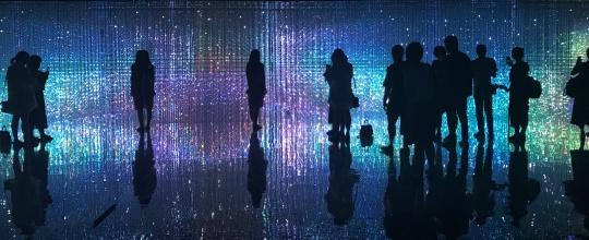 佩斯北京《水晶宇宙》现场