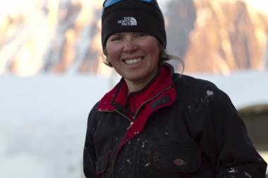 Adele Jackson:在南极举办双年展是一种怎样的体验