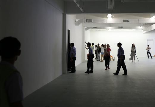 XI当代艺术馆展厅