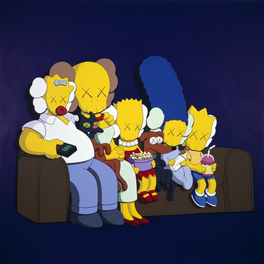 UNTITLED (KIMPSONS)