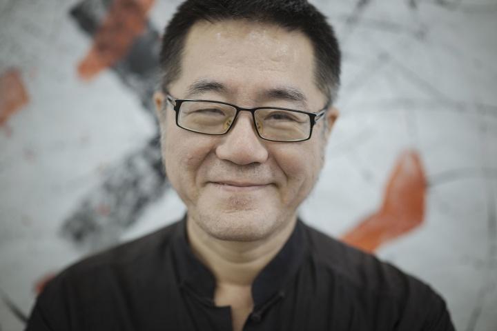 王璜生(摄影:董林)