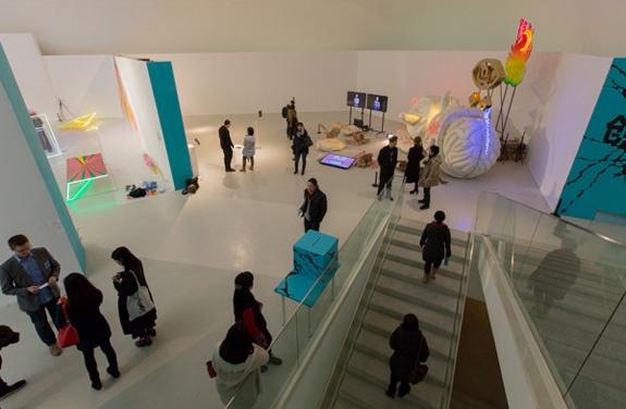 第二届CAFAM未来展:创客创客·中国青年艺术的现实表征(2015年)