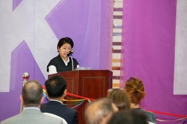 KIAF新主席Lee Hwaik:韩国要在国际当代艺术占据特别更重要的位置