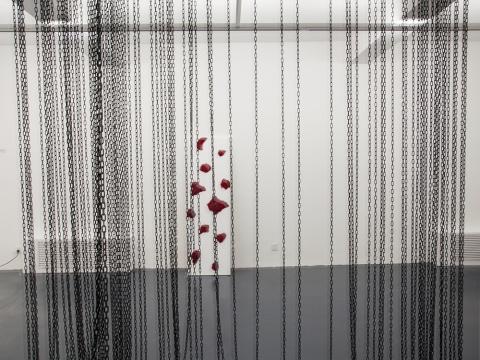 展览与战争是同样的空间艺术