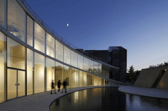 """——基于内涵和外延的水墨概念研究展"""",树美术馆的""""进程 进城——艺术"""