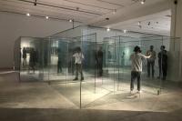 """陈抱阳在杨画廊搭建""""迷宫"""",迷失在现实和虚幻中的""""我们""""是谁?,陈抱阳"""