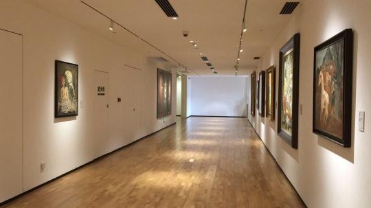 艺术的传承 西南行迹——龙美术馆藏西南当代艺术作品展开幕
