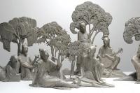 中央美术学院造型艺术年度提名展在中央美术学院美术馆举办,王春辰,刘斌,陈科