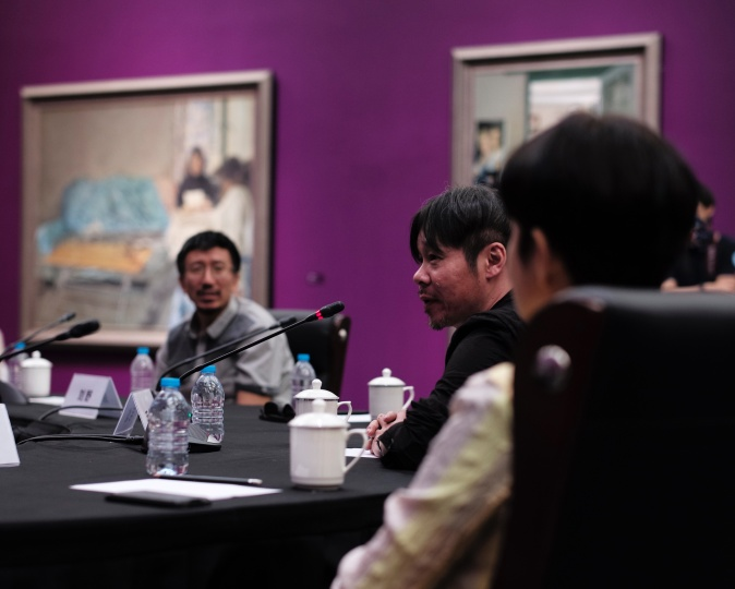 关于绘画,陈丹青等中国当代绘画界的九位高手是这么谈的