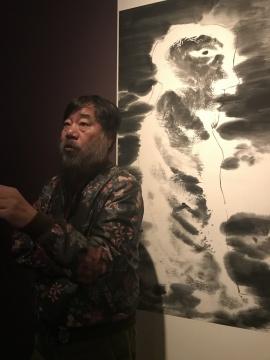 艺术家 李津