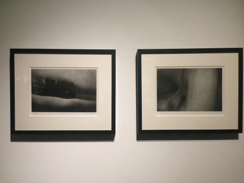 """""""MAKING / 造"""" 大卫·林奇 无题3、1 44.45×57.15cm 照相制版 2008"""