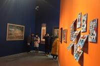"""当馆藏老油画遇见当代艺术 央美美术馆项目空间""""新碑学3:公羊传统与现代写实"""""""