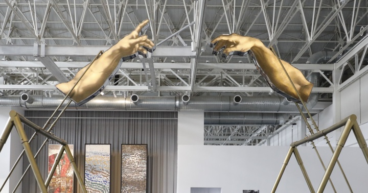 国际艺术家攻陷上海, 当代艺术依然被西方规则套牢?