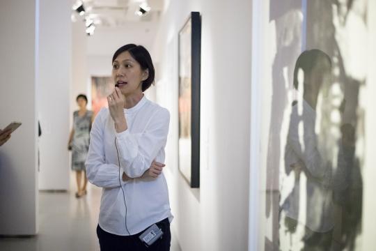 香港M+水墨策展人马唯中 水墨并非媒介而是一种美学