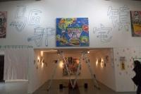 奶粉周个展开幕,Tabula Rasa画廊变身成动感俱乐部,奶粉