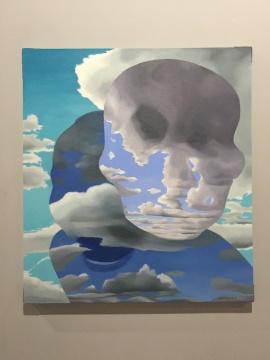 《弥天》250×200cm 布上油画 2016