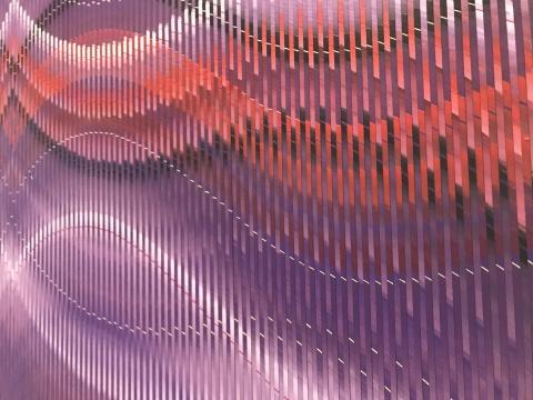 亚伯拉罕·帕拉特尼克《W-993》110×170cm 木板丙烯 2016
