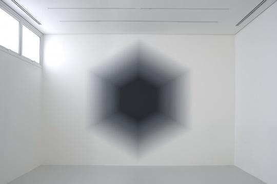 伊朗·圣埃斯皮里图《六边形隐居所》400×580cm壁画 2016