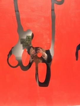 卡利托·卡瓦略萨《无题 Untitled》(细节)