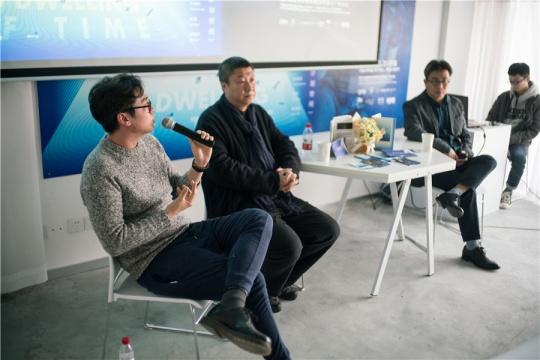 """开幕期间的艺术家对话项目,田卫与汤南南谈""""遗忘与追寻"""""""