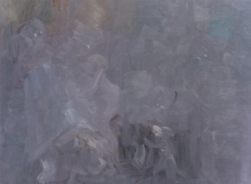 《香料No.2》220×300cm 布面油画 2016