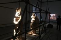 """""""逃跑的兔子"""",陈曦新作亮相北京民生现代美术馆,陈 曦"""