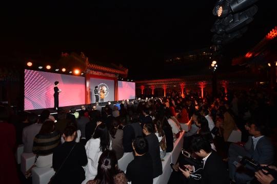 第12届AAC艺术中国巅峰之夜由杨澜主持
