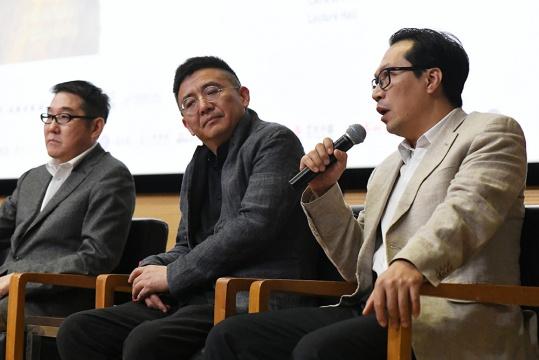 中国古家具收藏先行者蒋念慈发言