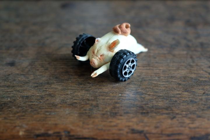 陪孩子看小猪佩奇,不如像艺术家一样亲手做个礼物送他们