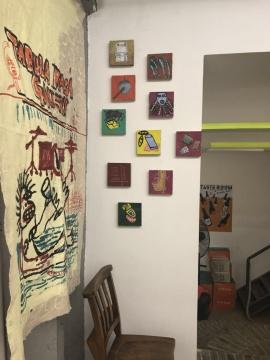 Tabula Rasa 桌面艺术博览会展位