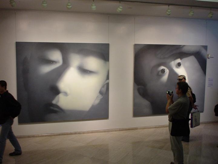 2004年,第五届上海双年展