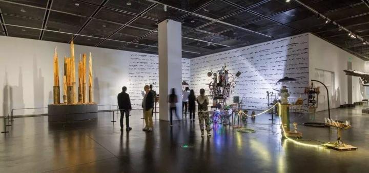 谢素贞 与人生的第五座美术馆道别