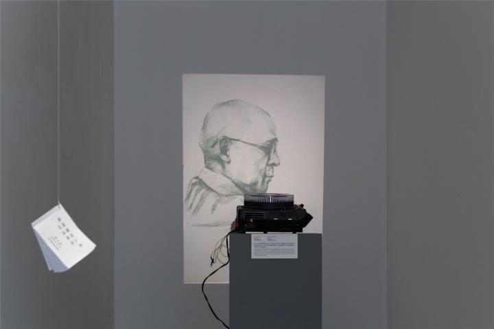 张玥×崔灿灿 一个奇怪的艺术家
