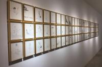 """东京画廊,林于思在混沌天地间绽放了一场""""人间烟火"""""""