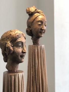 首届平遥国际雕塑节现场