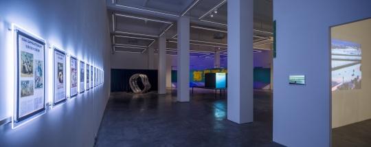 长征计划:违章建筑三——特区展览现场